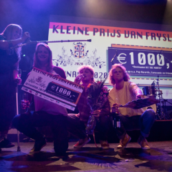 CLOUDSURFERS wint Kleine Prijs van Fryslân 2020