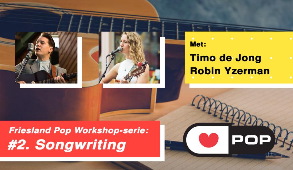 Coverfoto Workshop Songwriting