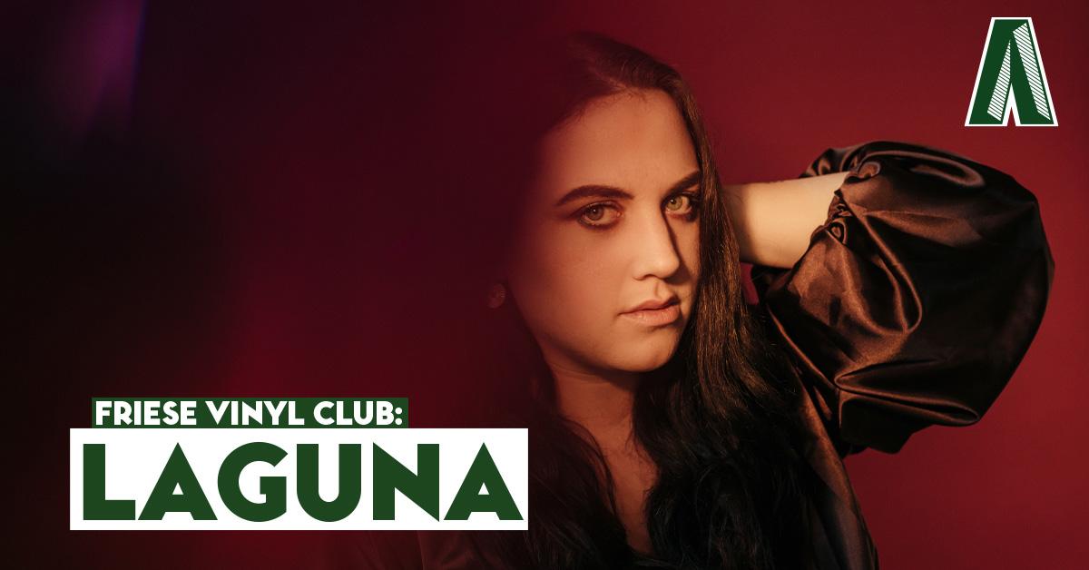 Nieuwe release Friese Vinyl Club: Pavel, de debuut EP van Laguna