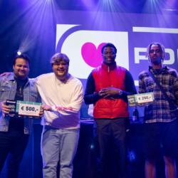 Orange Effect wint Bring It On 2021, dé hiphop contest van Friesland